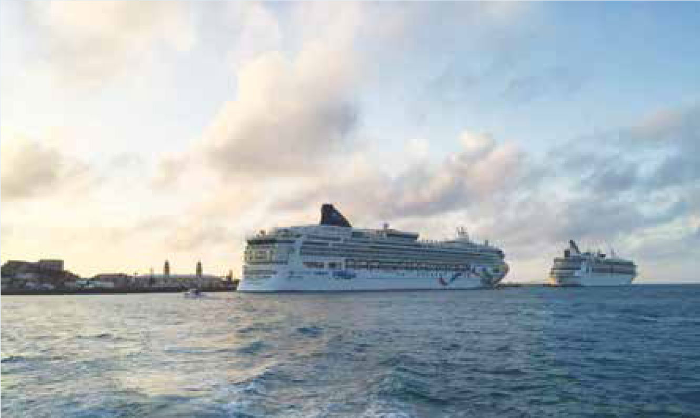 2015 Rewarding Bermuda Cruise 6/19/2015
