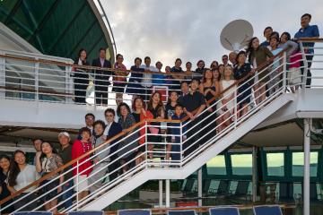2019 Northern European Cruise Trip