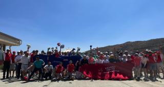 美国奥淇宏盛独家赞助快乐乡村高尔夫活动